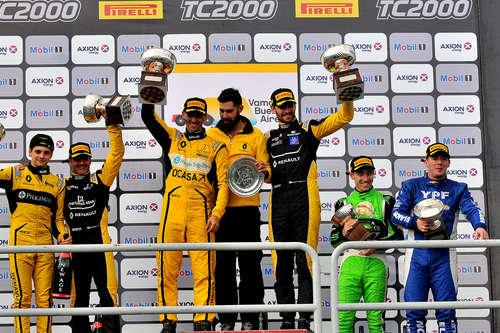 Manuel Luque, el más veloz en la clasificación del TC2000